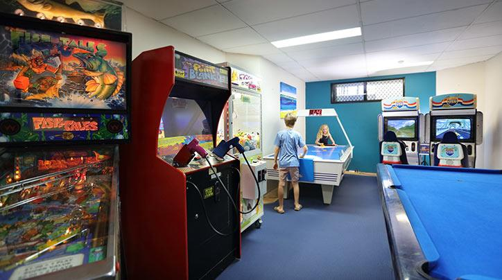 Facilities Caribbean Resort Games Room